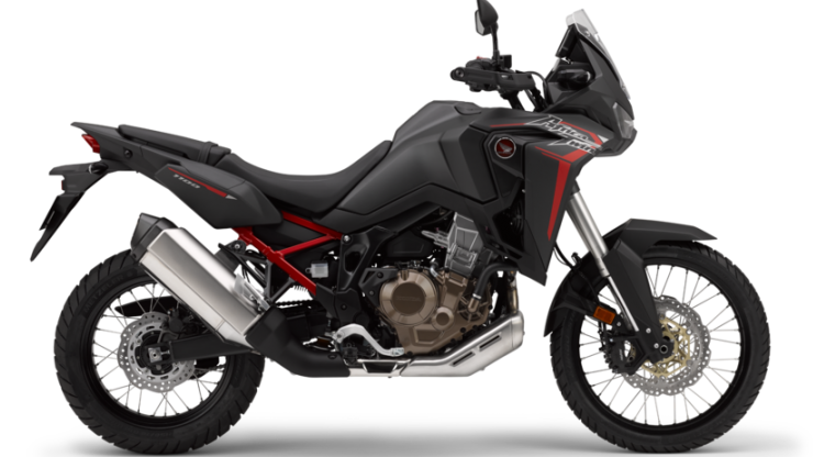 CRF1100L Africa Twin DCT