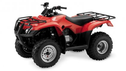 Fourtrax TRX250