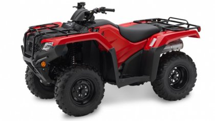 TRX420FE1 Fourtrax ES 2/4wd