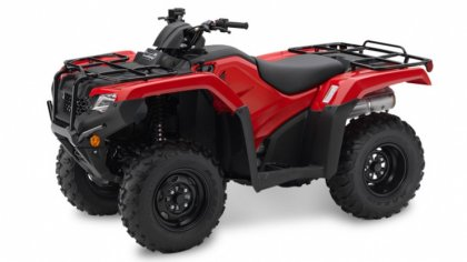 TRX420FA2 Fourtrax DCT PS 2/4wd