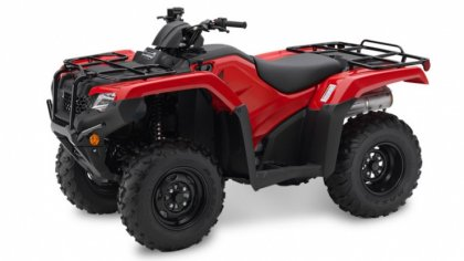 TRX420FA6 Fourtrax DCT IRS 2/4wd